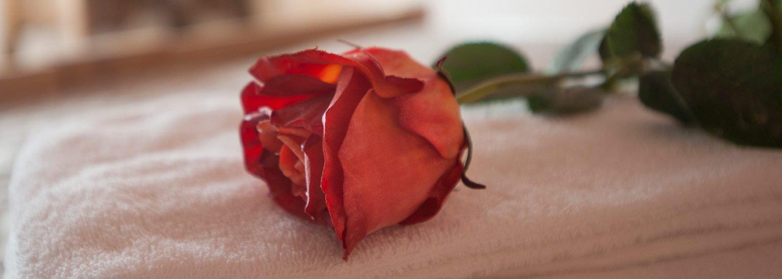 Gallery delle camere - La rosa nel borgo