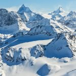 Sci sulle Alpi piemontesi