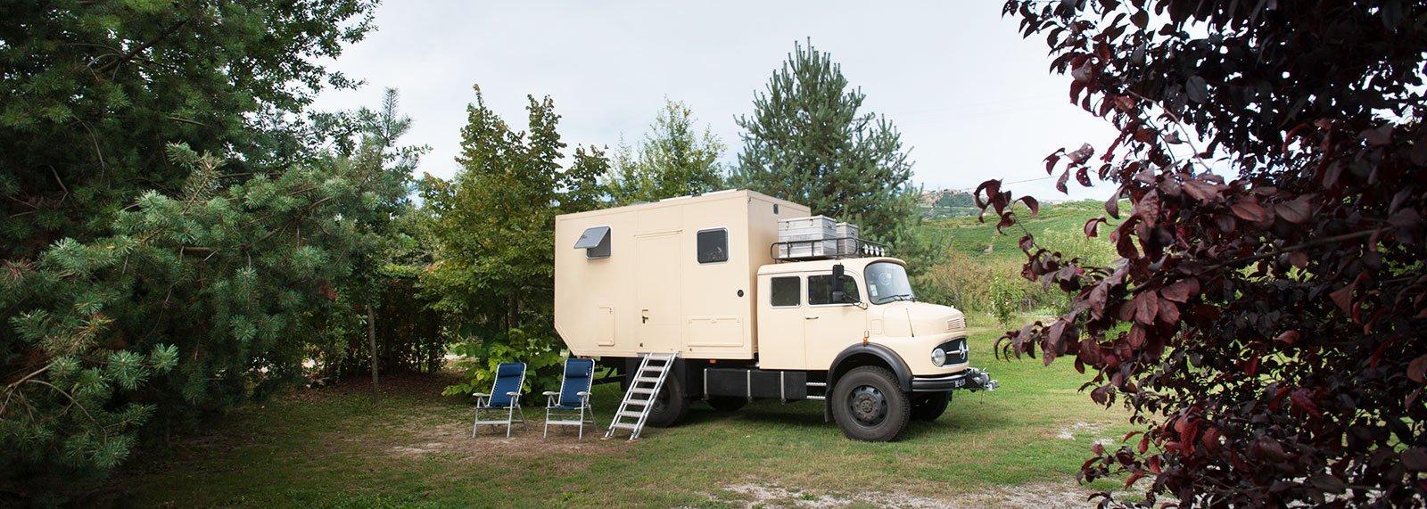 Servizi e prezzi Agri-camping La rosa nel borgo