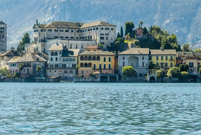 Gita al Lago d'Orta - La Rosa nel Borgo
