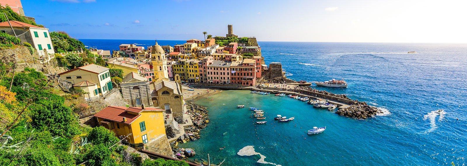 Gita al mare in Liguria - La Rosa nel Borgo